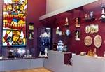 Фрагмент экспозиции «Славянская керамика»